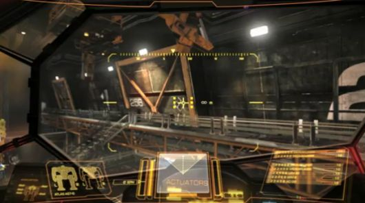 MechWarrior Online trailer still
