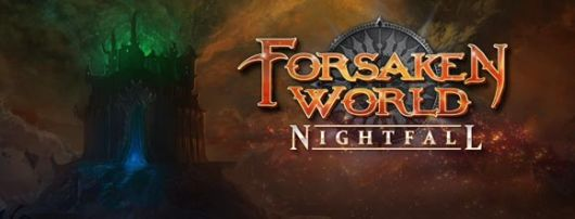 Forsaken World: Nightfall logo