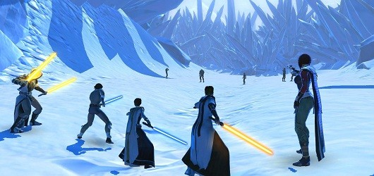 SWTOR Hoth
