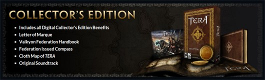 TERA - Collector's Edition retail package