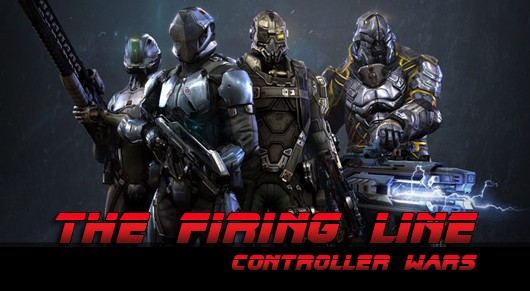 The Firing Line - DUST 514 merc banner