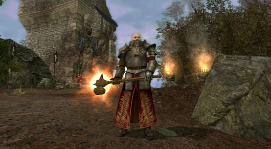 Warhammer Online - Knight of the Blazing Sun