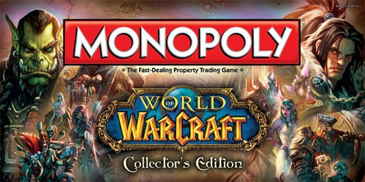 World of Warcraft Monopoly cover image