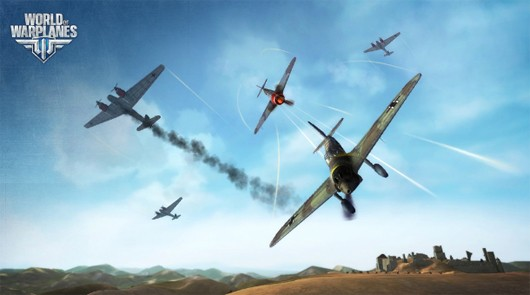 World of Warplanes - Dogfighting