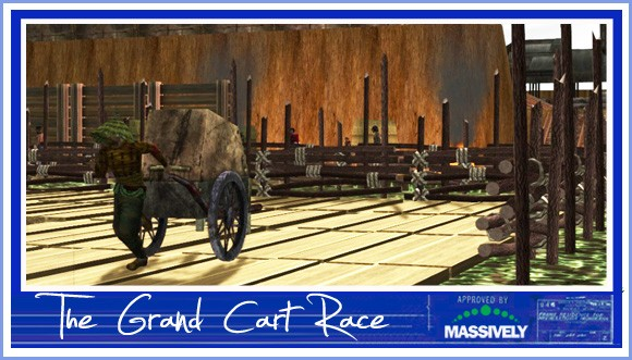 The Grand Cart Race