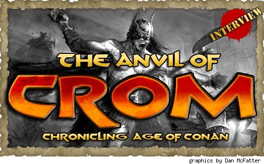 The Anvil of Crom - Spring 2012 Craig Morrison interview