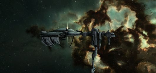 Screenshot -- EVE Online