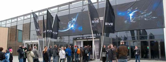 EVE Online - Fanfest 2012 entrance