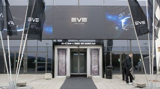 EVE Online - Fanfest entrance