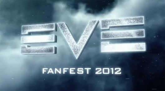 EVE Online - Fanfest 2012 video logo