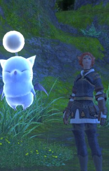 I cannot get over how adorable these moogles are and I want to replace the one in FFXIII-2 with one.