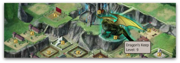 Dragons of Atlantis screenshot