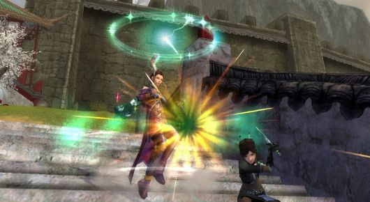 Screenshot -- Guild Wars