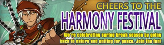 Elsword - Harmony Festival banner