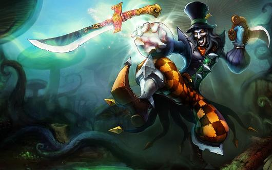 League of Legends screenshot