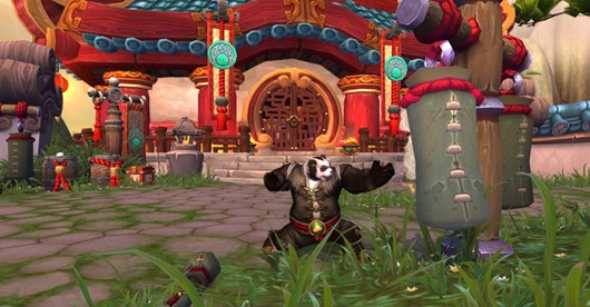 World of Warcraft - Panda-fu