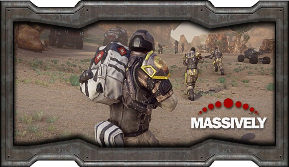 PlanetSide 2 - New Conglomerate medic