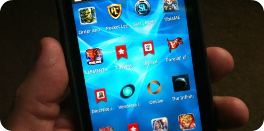 HTC Inspire picture