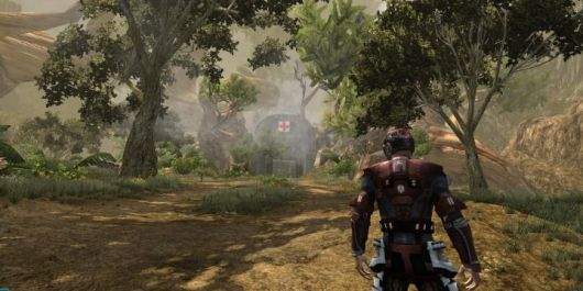 Screenshot -- The Repopulation