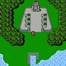 Remember having to grind for hours outside the first town to be ready for the first dungeon?  They don't make games like they used to.  Thankfully.
