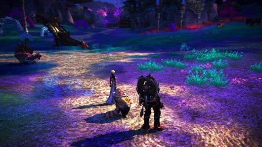TERA - beta trailer screencap