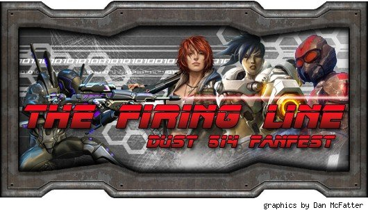 The Firing Line - DUST 514 Fanfest 2012 highlights