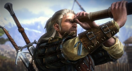 The Witcher 2 - Geralt of Rivia sees an action MMO in his future