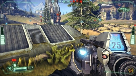 Tribes Ascend