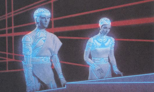 Tron. The original one, not that new-fangled crap. Get off my lawn!