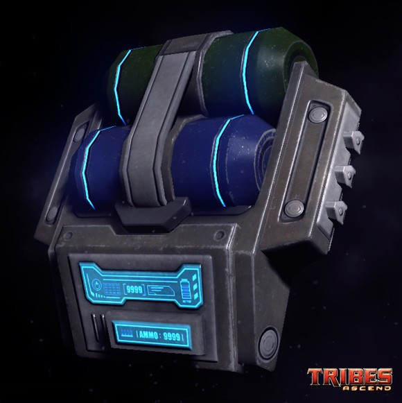 Tribes: Ascend - Soldier utility pack