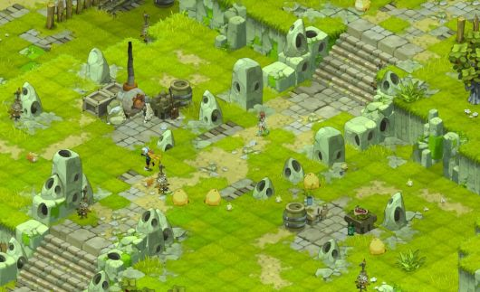 Screenshot -- Wakfu