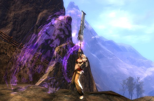 Guild Wars 2 -- you have NO IDEA how long I've been waiting to use my own screenshots