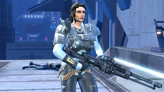 SWTOR: Imperial Agent Sniper