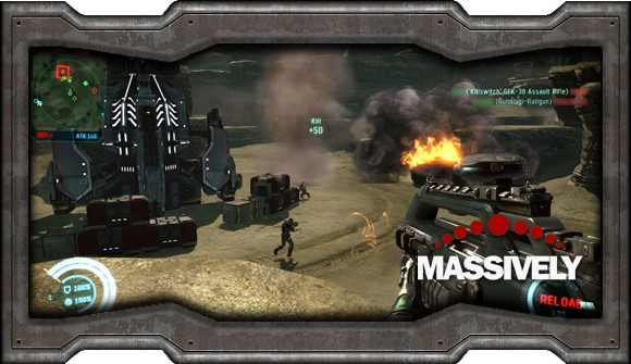 DUST 514 - user interface