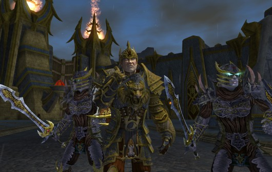 Presumably, this is not what PSS1's customer support team will look like in EQ2.  But you never know.