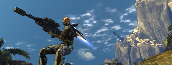 Screenshot -- Firefall