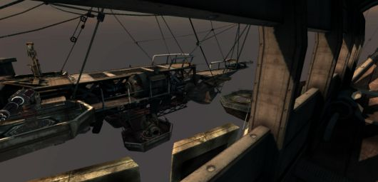 Screenshot -- Guns of Icarus Online