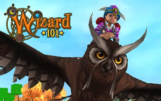 Wizard101 - giant owl