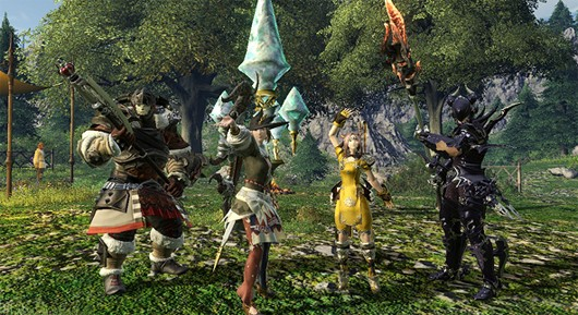 Final Fantasy XIV - welcome back and legacy campaigns