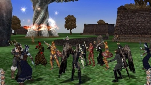 Old MMOs never die, they just get farmed out.  Well, except AC2.  And TMO.  And E&B.  And SWG...