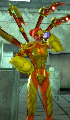 I'm still pleased with my Hazardous Material Crab Spider outfit.  Also, I want an action figure of it.