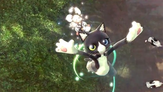 Blade & Soul - Summoner pet kitty