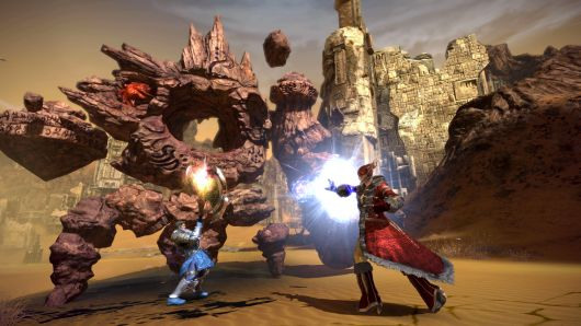 Screenshot -- TERA