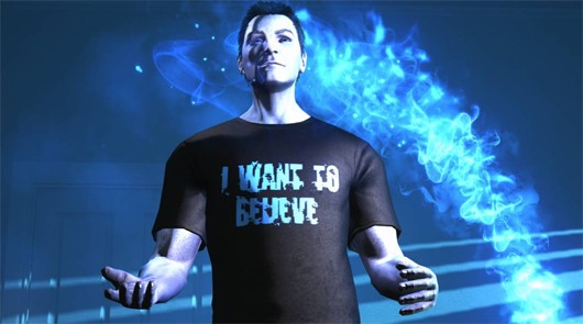 He wants to believe like I want to love this game. Can I get this shirt?