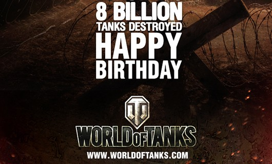 World of Tanks anniversary
