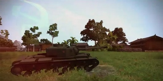 World of Tanks - 7.3 video