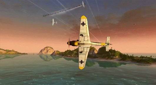 World of Warplanes - Bf-109