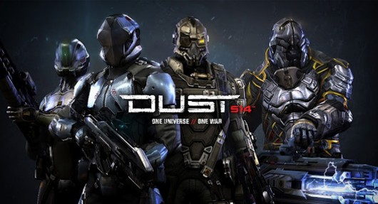 DUST 514 - one universe, one war