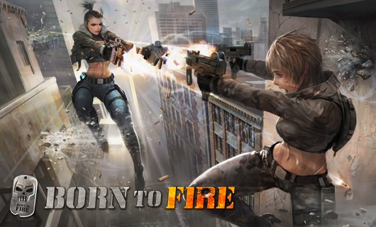 Born to Fire image