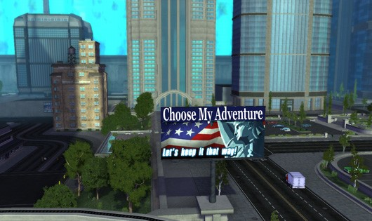 Choose My Adventure City of Heroes